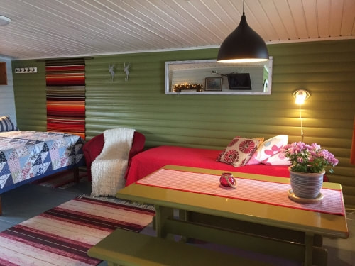 Accommodation in Rovaniemi